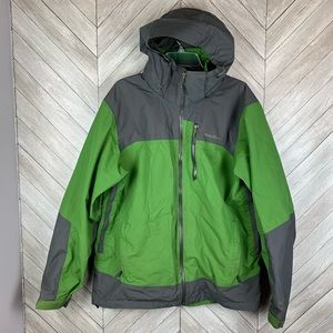 Eddie Bauer jacket shell